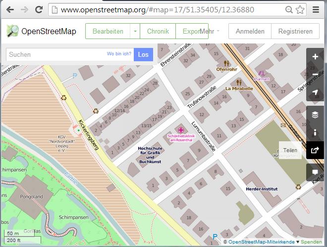 OpenStreetMap – svg – Illustrator